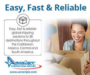 Amerijet global shipping solutions