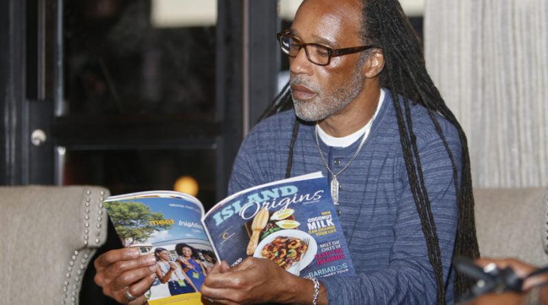 Island Origins Magazine Reader Andrew McNeil