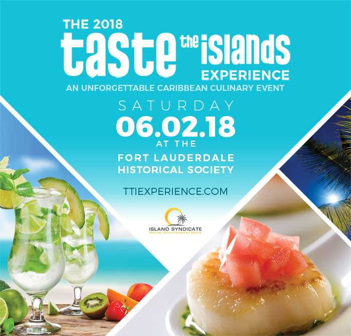 Taste the Islands Experience 2018