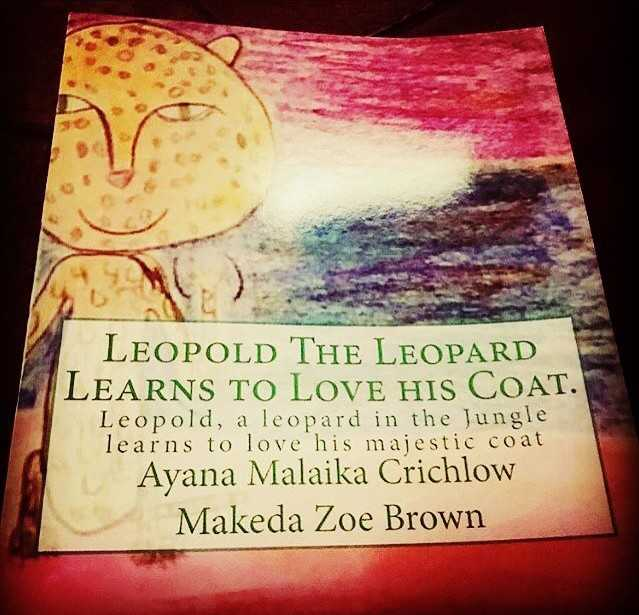 Ayana Crichlow Book