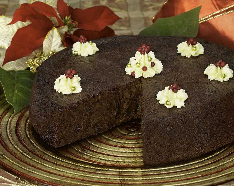 Jamaica Christmas Cake - Photo Credit - Bill Moore Taste the Islands This Holiday Season