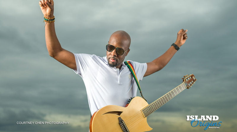 Wyclef Jean for Island Origins Cover Article