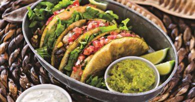 Breadfruit Tacos