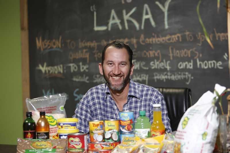 Christopher Dupuy - Lakay Food