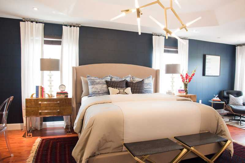 Nicole White Home Design - Bedroom