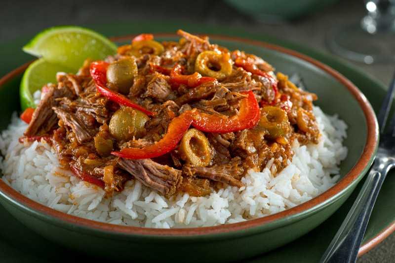 Cuban Cuisine, Ropa Vieja