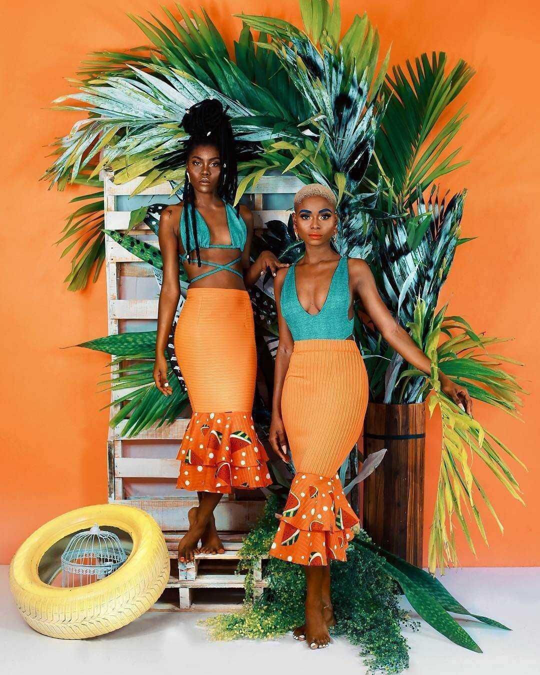 Trinidadian Brand, Brown Cotton Caribbean