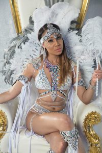 Caribbean carnival costumes