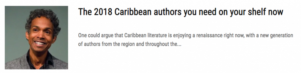 Check Out These Must-Read Caribbean Books