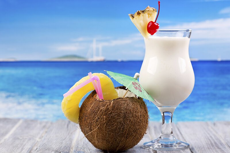 Try These 6 Caribbean Cocktails To Toast Summer 2019