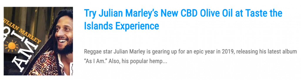 Inside The Mind Of Reggae's Man of the World, Julian Marley