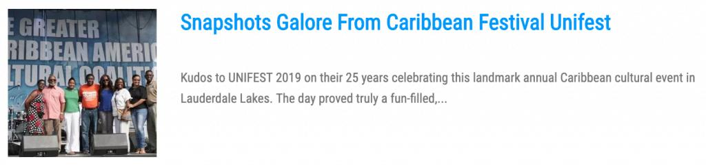 Caribbean Music