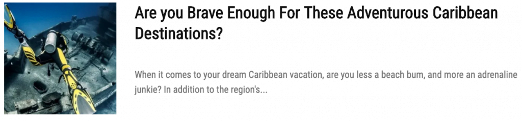 The Ultimate Caribbean Travel Guide for Your Dream Vacation