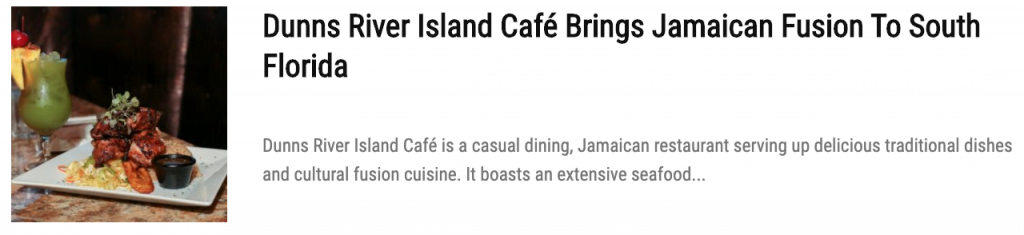 Discover the Best Caribbean Restaurants in London