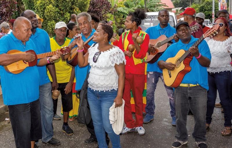 Caribbean holiday traditions