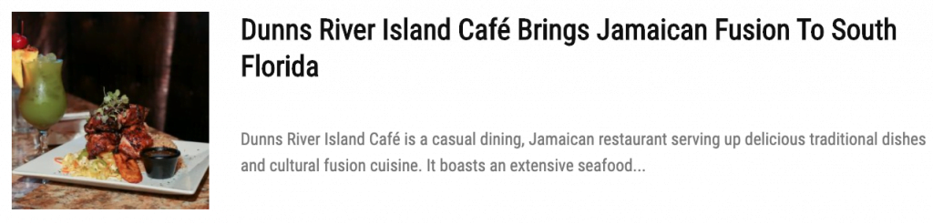 Indulge in Jamaican home cooking for the Holidays with Chef Sian Rose