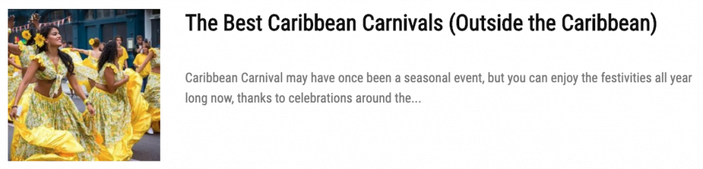 Miami Carnival 2019: Color & Culture in the Magic City