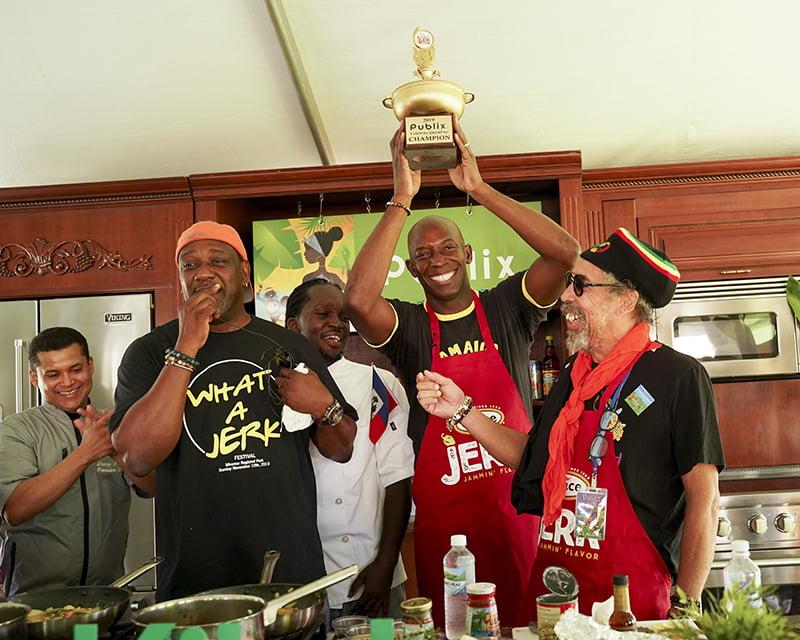 Good Food, Good Vibes at Grace Jamaican Jerk Festival