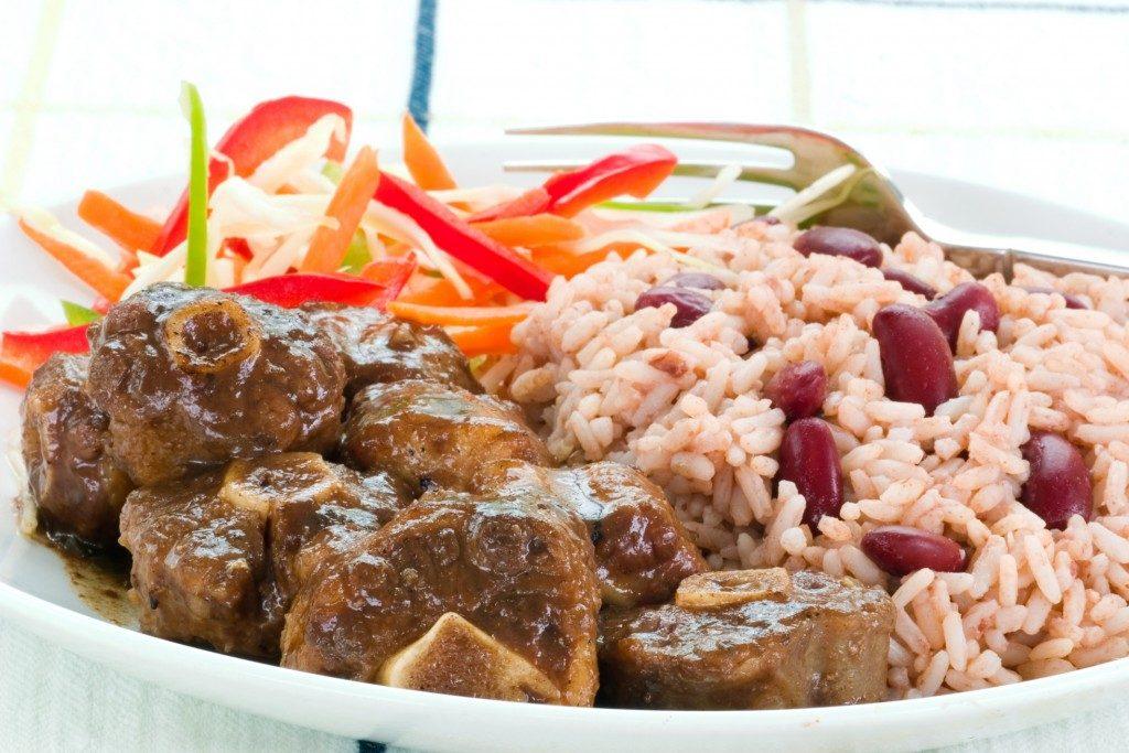 Jamaican Comfort Food recipes