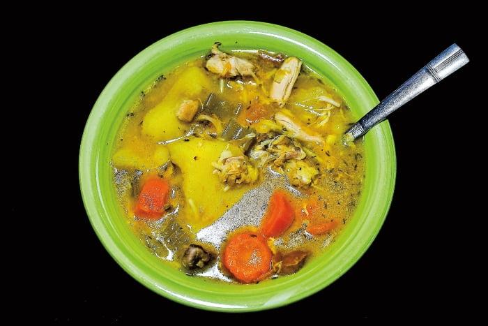 Caribbean Comfort Food Quarantine